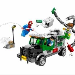 Конструкторы - Набор Лего. Человек-паук против доктора осьминога , 0