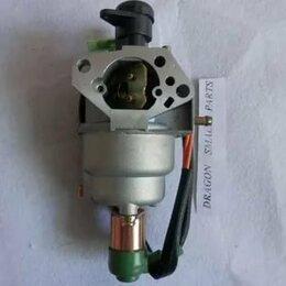 Двигатель и топливная система  - Карбюратор 188F/6500/GX340/GX390-61.1 без крана, 0
