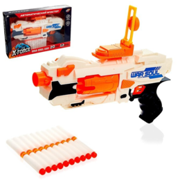 Игрушечное оружие и бластеры - Бластер War soul gun, 0