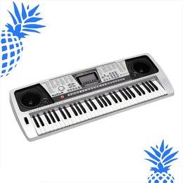 Клавишные инструменты - Синтезатор Denn DEK895, 0