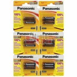 Батарейки - Батарейка Тип «АА» Panasonic Alkaline LR 6 12шт/бл, 0