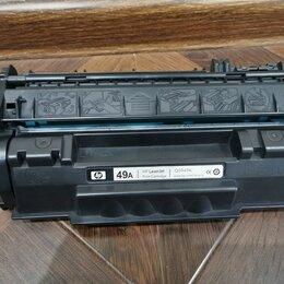 Картриджи - Картридж для лазерного принтера HP 49A (Q5949A), 0