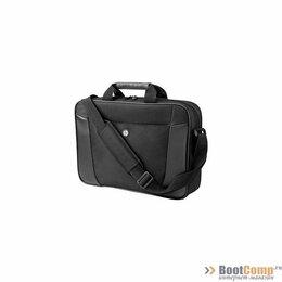 Аксессуары и запчасти для ноутбуков - Сумкa для ноутбука 15.6 HP Essential Topload Black, 0