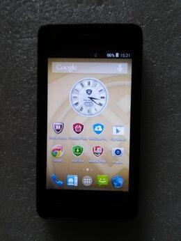 Мобильные телефоны - Смартфон Prestigio 3405 DUO, 0