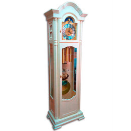 Часы напольные - Напольные часы sars 2067-451 White, 0