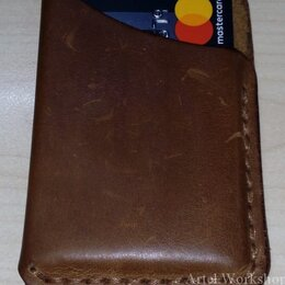 "Визитницы и кредитницы - Cardholder ""Marrone"" (картхолдер), 0"