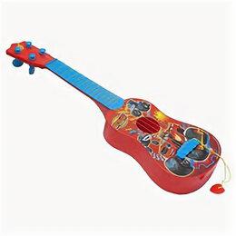 Акустические и классические гитары - Гитара с медиатором, 0