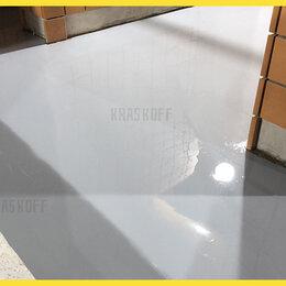 Краски - Полиуретановый наливной пол без запаха - ПОЛИНАЛИВ (Kraskoff Pro) 20кг , 0