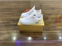 Кроссовки и кеды - Кроссовки Nike Air Force 1 * Off White , 0