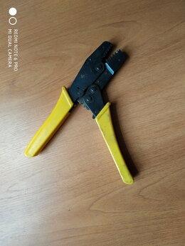 Производственно-техническое оборудование - Пресс клещи для обжима наконечников КО-05Е, 0