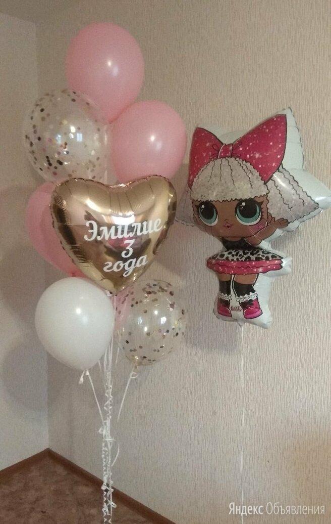 Ждем Ваши заказы и везем Вам самые красивые  шары!!! по цене 45₽ - Украшения для организации праздников, фото 0
