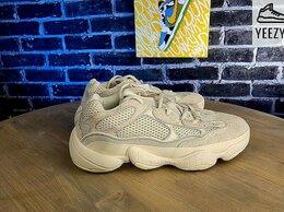 Кроссовки и кеды - Adidas Yeezy 500 Bone White, 0