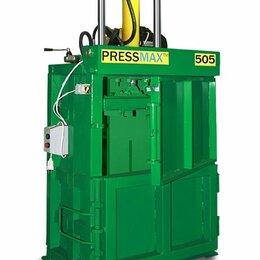 Пресс-станки - Пресс для макулатуры, картона, полиэтилена вертикальный PRESSMAX™ 505, 0