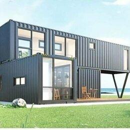 Готовые строения - Контейнер - дом жилой, 0