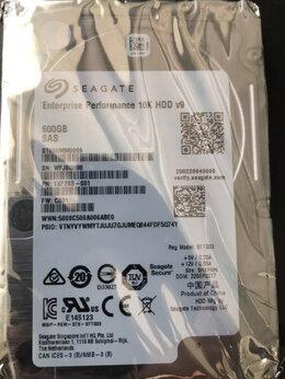 Внутренние жесткие диски - Жесткий диск Seagate 10K HDD v9 600Gb SAS, 0