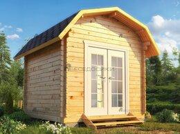 Готовые строения - Садовый домик  из мини-бруса 3х3 «Лучезарный»…, 0