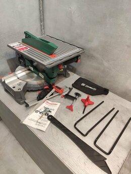 Торцовочные пилы - Торцовочная пила Hammer Flex STL 1800/250C, 0