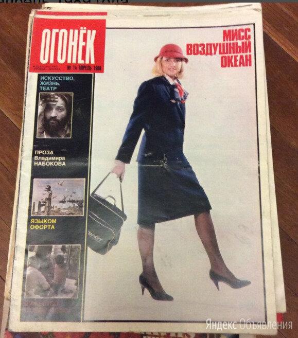 Журнал Огонёк апрель 1989 года по цене 500₽ - Журналы и газеты, фото 0