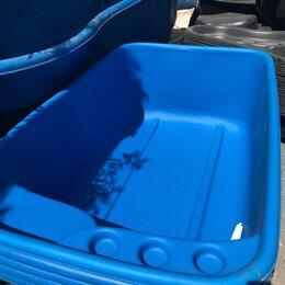 Бассейны - Бассейн пластиковый для детей 1,8 х 1,15 х 0,6 м (1,3 куб.м.), 0