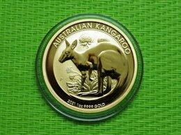Монеты - Новинка. 100 долларов. Австралия 2021 г.…, 0