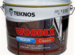 Пропитки - Teknos Woodex Aqua Classic (Вудекс Аква Классик), 0