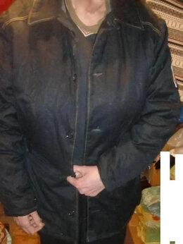 Одежда - Телогрейка р.52 рост 4 новая СССР покрытая, 0