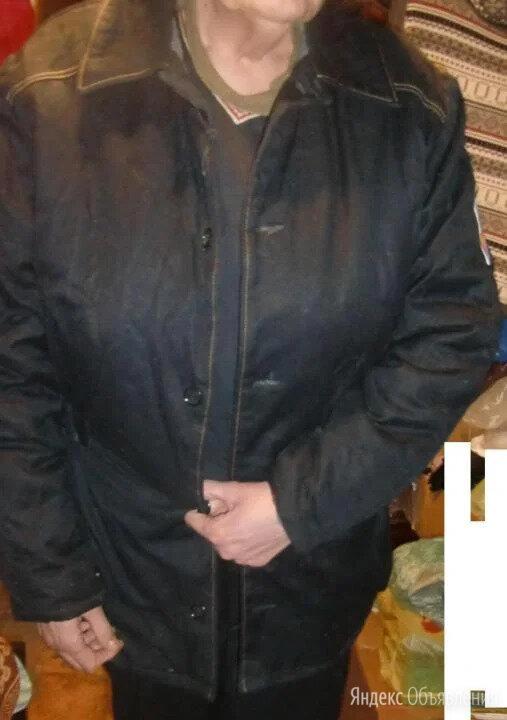 Телогрейка р.52 рост 4 новая СССР покрытая по цене 1200₽ - Одежда и аксессуары, фото 0