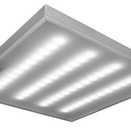 Настенно-потолочные светильники - Потолочный  светодиодный светильник Haiten Office 34, 0