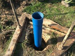 Водопроводные трубы и фитинги - Бурение скважин , колодцы, септики, газгольдеры,…, 0
