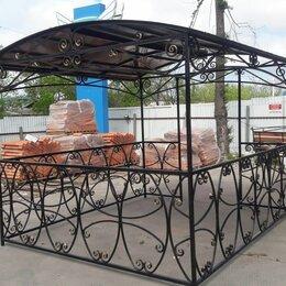 Комплекты садовой мебели - Беседка кованая 3000*2500*2350, 0