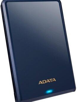 """Внешние жесткие диски и SSD - Внешний HDD A-DATA 2TB HV620S 25"""" USB 3.1 Slim…, 0"""