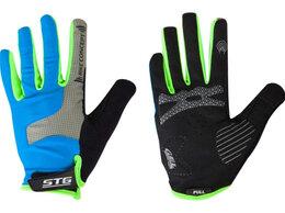 Перчатки для единоборств - Велосипедные перчатки STG AL-05-1871(S), 0