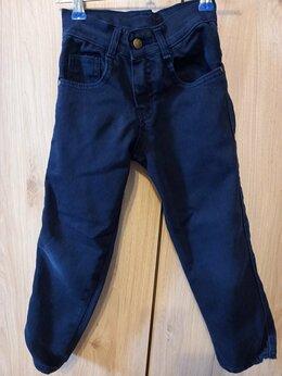 Джинсы - джинсы на мальчика 4-5-6 лет, 0