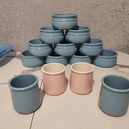 Посуда для выпечки и запекания - Горшочки керамические для запекания, 0