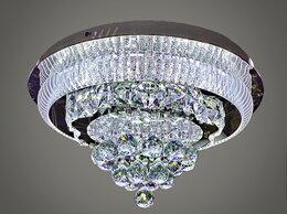 Люстры и потолочные светильники - Светильник LED потолочный НJT19013/500 166 W с ПДУ, 0