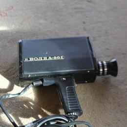 Видеокамеры - кинокамера старинная , 0