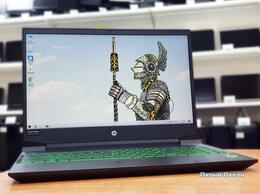 Ноутбуки - Игровой ноутбук HP 144Hz Ryzen 5 GTX 1660 SSD 1Tb, 0