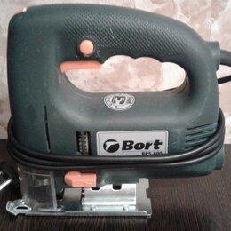 Лобзики - Электролобзик Bort bps-600 , 0
