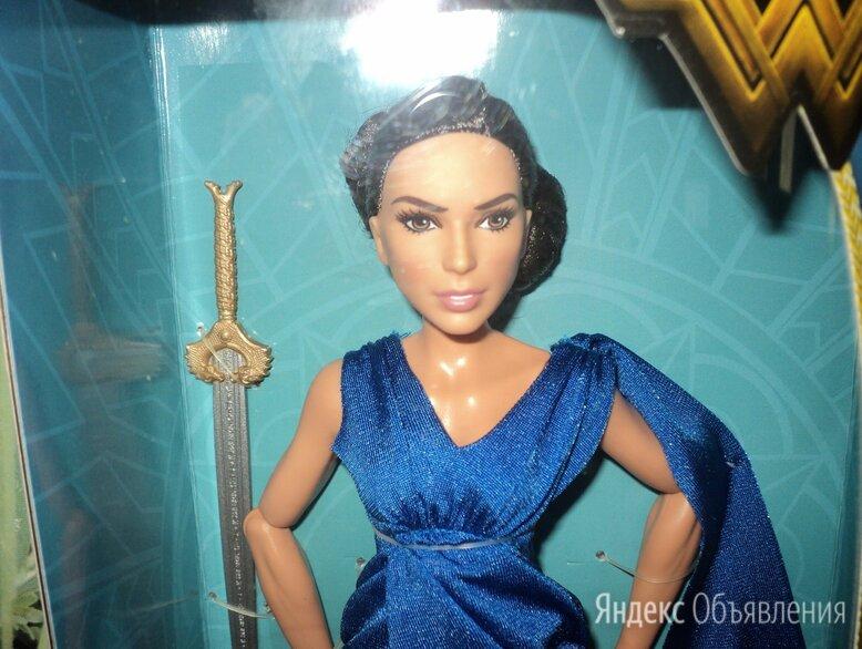 Кукла Чудо-женщина с мечом по цене 4000₽ - Куклы и пупсы, фото 0