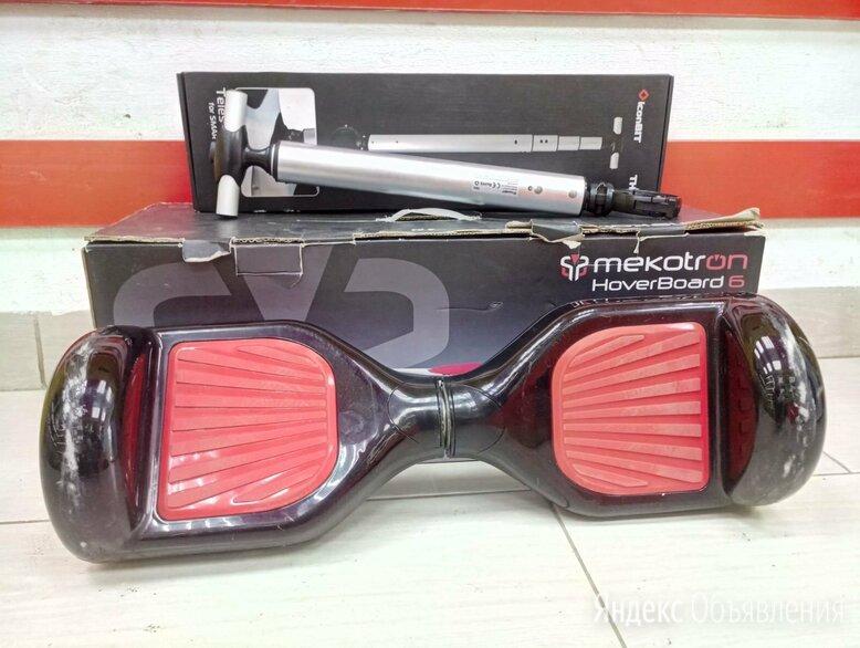 Гироскутер mekotron HoverBoard 6 по цене 4990₽ - Моноколеса и гироскутеры, фото 0