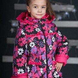 Комплекты верхней одежды - Костюм Демисезонный для девочки 110-116 см. Новый, 0