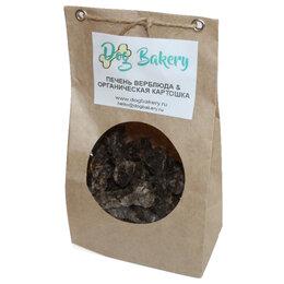 Лакомства  - Dog Bakery - Печенье для собак с лёгким верблюда и органической картошкой, 0