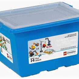 Конструкторы - Винтовой конструктор LEGO Education PreSchool 45002 Строительные машины, 0