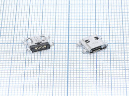 Зарядные устройства и адаптеры - Разъем Micro USB для Samsung Galaxy Ace 2 GT-I8160, 0