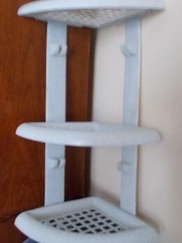 Полки, стойки, этажерки - Полка угловая, 0