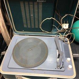 Проигрыватели виниловых дисков - Проигрыватель виниловых пластиной , 0