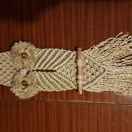 Рукоделие, поделки и сопутствующие товары - Вязаная сова, 0
