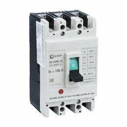 Защитная автоматика - Автоматический Выключатель ВА-99М, 0