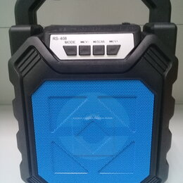 Портативная акустика - Колонка портативная с BLUETOOTH JBK-408, 0