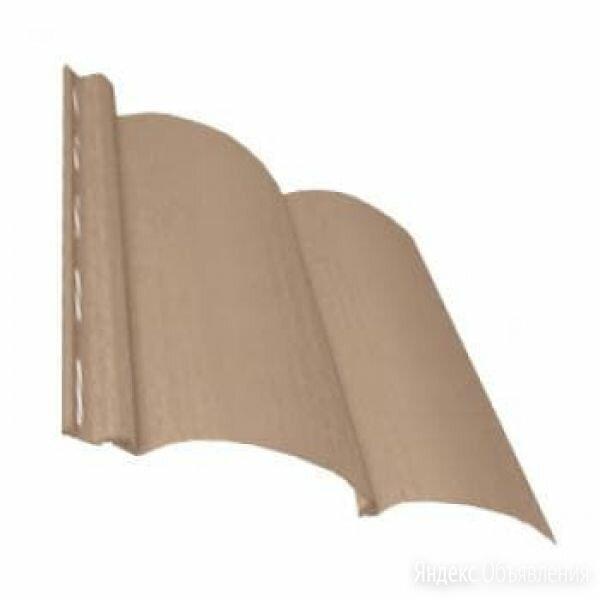 Виниловый сайдинг коллекция Блокхаус (под бревно), Бежевый по цене 260₽ - Сайдинг, фото 0